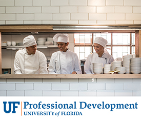 Nutrition and Foodservice Professional Training Pathways II & V